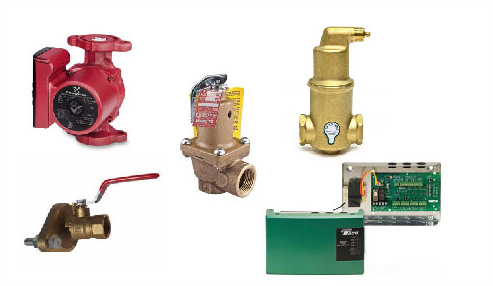 Boilers Controls & Accessories